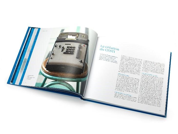Double-page - Livre 70 ans de Supméca réalisé par les Alumni