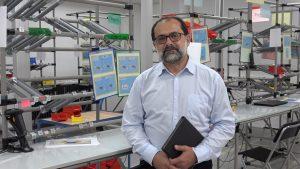 Photo de Marc Zolghadri - professeur en génie industriel à Supméca