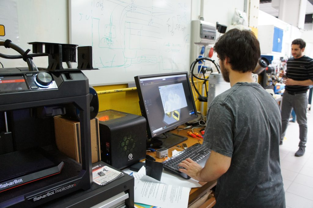 Makerspace de Supméca